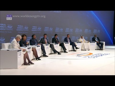 World Energy Congress | Ministerial Dialogue: Transition a Country in a Decade