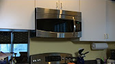Kenmore microwave convection oven instructions