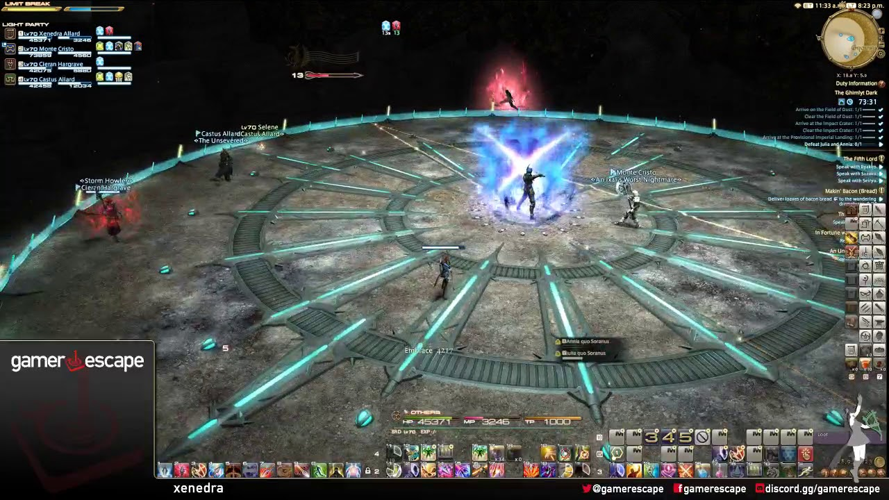 FFXIV Guide: The Ghimlyt Dark – Gamer Escape: Gaming News, Reviews