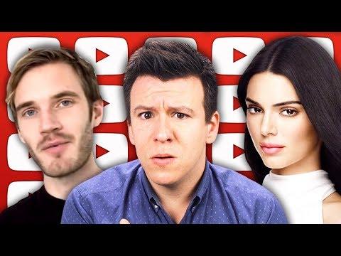 WOW! PewDiePie Hacks, Kendall Jenner IS A HERO, Bird Box, Saudi Girl Escape, & Government Shutdown