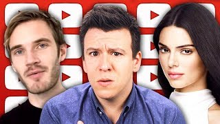 WOW! PewDiePie Hacks, Kendall Jenner IS A HERO, Bird Box, Saudi Girl Escape, & Government Shutdown