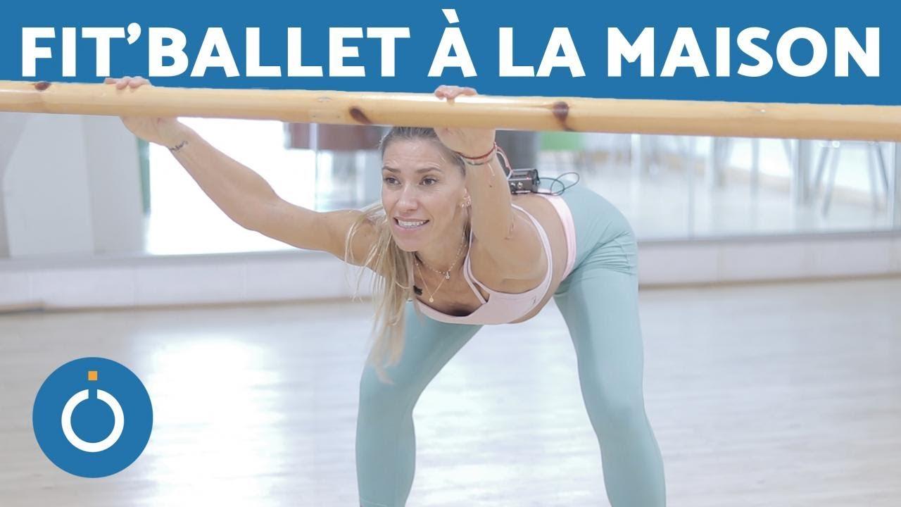 EXERCICES POUR MUSCLER LES FESSIERS À MAISON 🍑 - YouTube