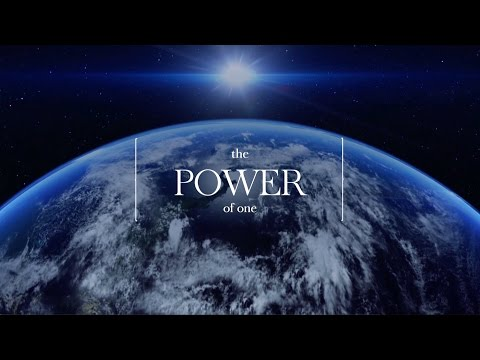 The Power of One – AB Agri Conference Idents