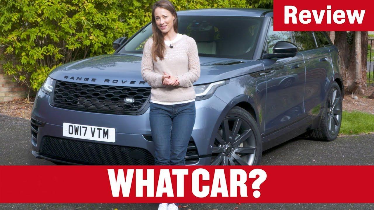 2017 Range Rover Velar review – Land Rover's new luxury SUV tested   What Car? - Dauer: 7 Minuten, 6 Sekunden