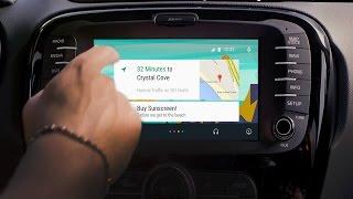 Все об Android Auto