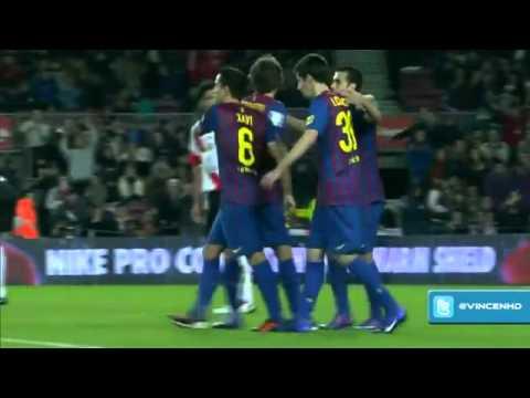 บาร์เซโลน่า 9-0 ฮอสปิตาเลย์ Barcelona 9-0 Hospitalet