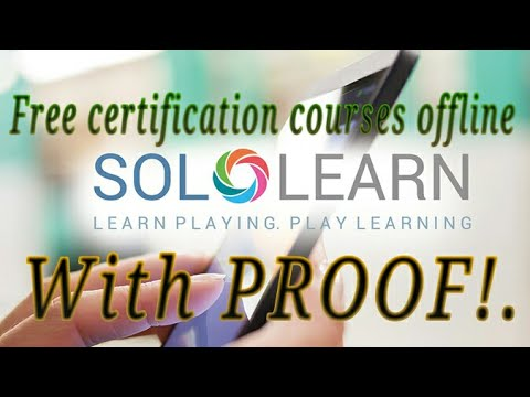 Free Certification Courses Offline | Python| Java| C#|PHP| C| HTML ...