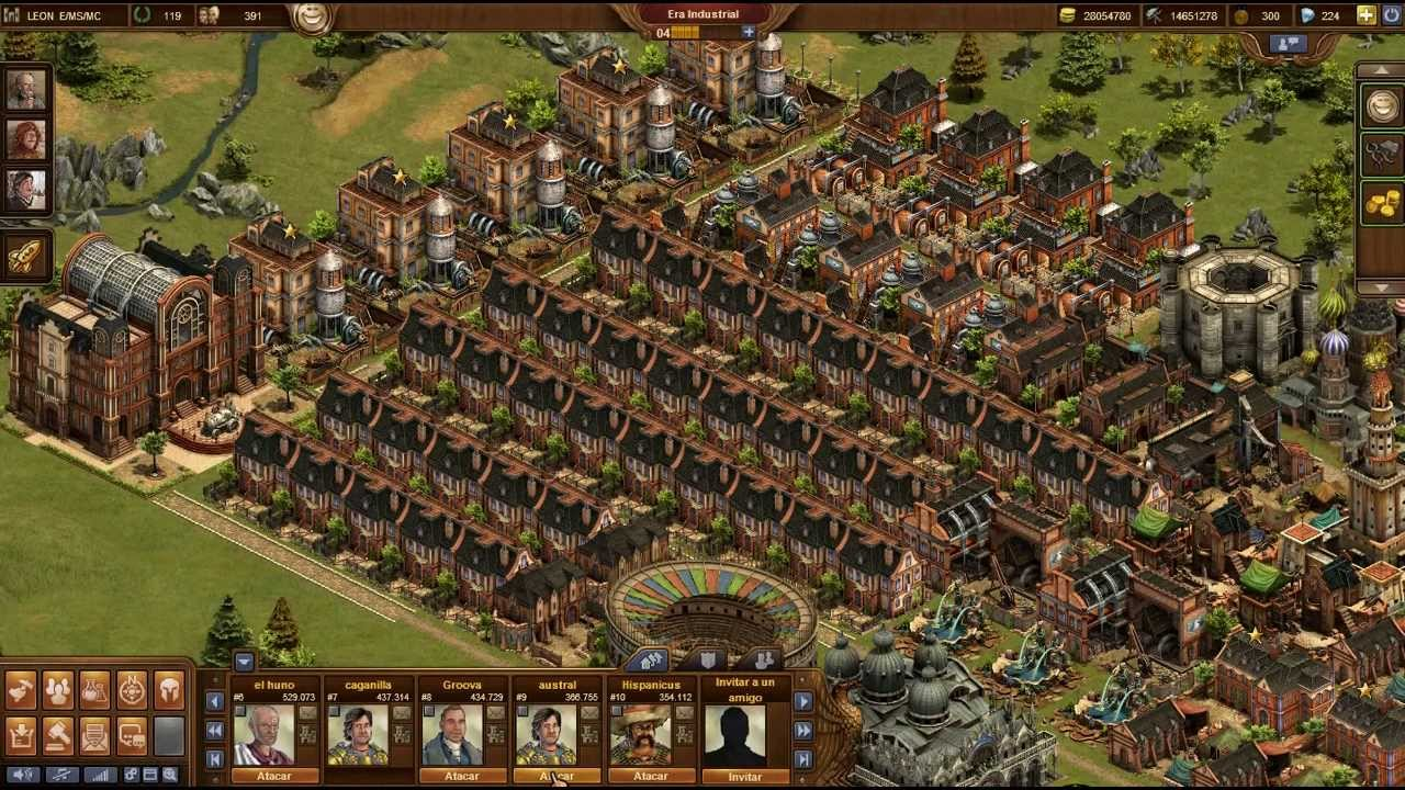 Www.Forge Of Empires.De