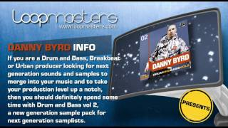 Drum Bass Samples - Danny Byrd Drum and Bass Vol 2