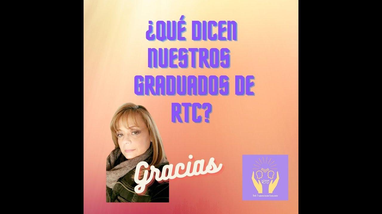 Testimonio  del Curso RTC de Milagros Alvarez