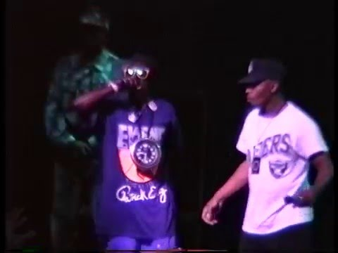 Public Enemy - (James L.Knight Center) Miami,Fl 7.30.91