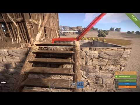 Rust Hiding Loot In A Base! [under Floor!](unnoticeable!)