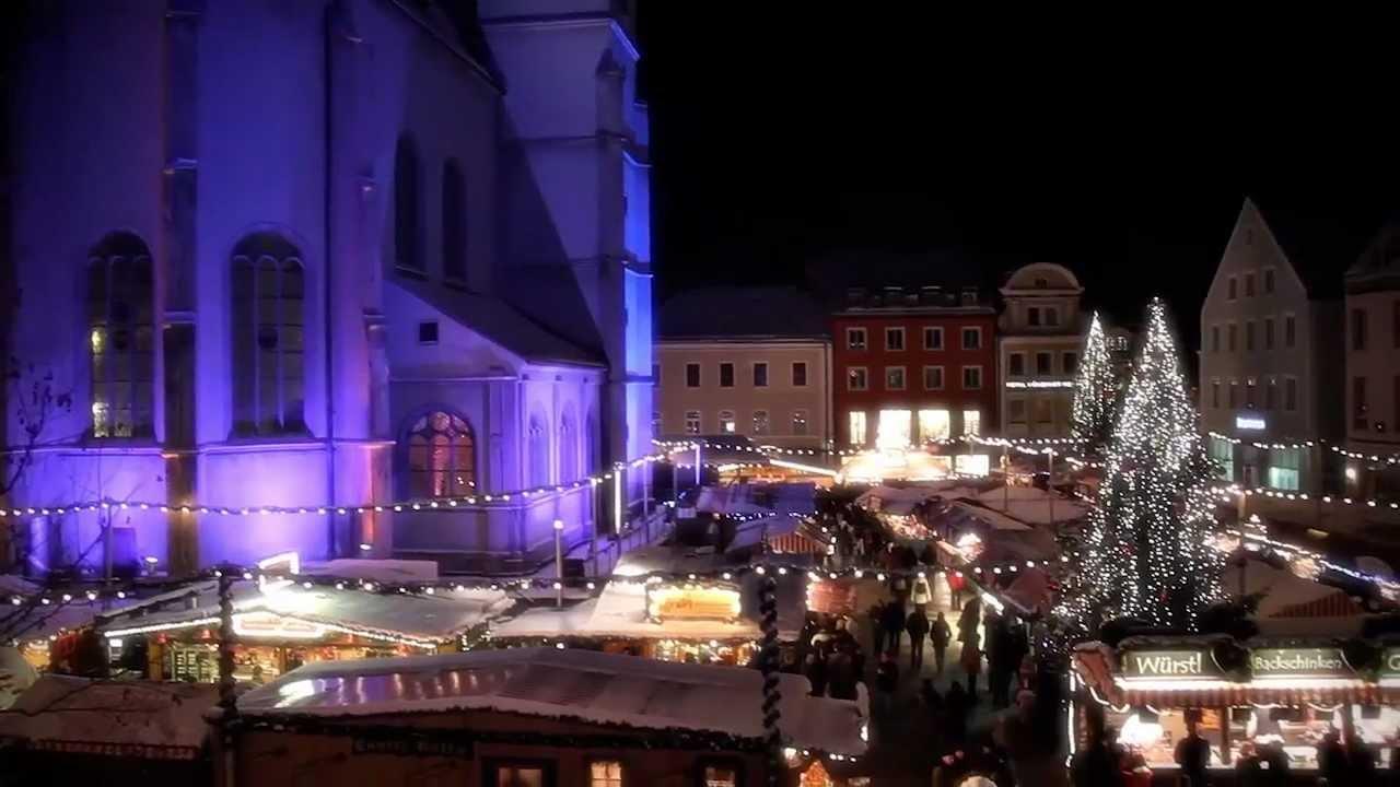 Christkindlmärkte Regensburg