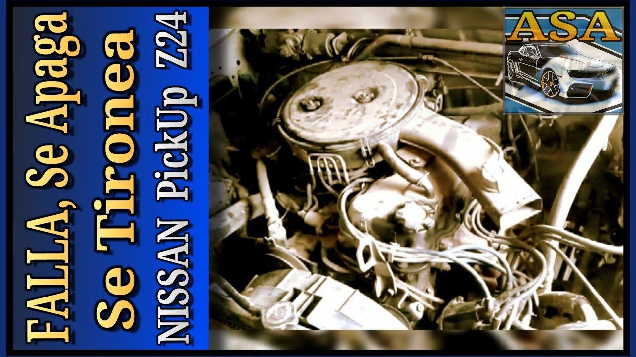 Falla Se Apaga Se Tironea Tarda En Arrancar Nissan