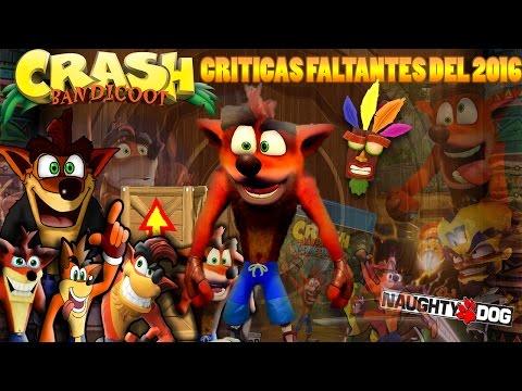 Criticas faltantes del año | Crash en Skylanders Academy/Crash Bandicoot N-Sane Trilogy