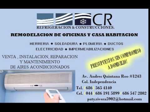 Aire Acondicionado Mexicali Servicio Reparacion