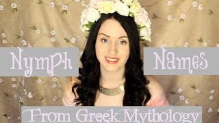 Greek Mythology Names: Nymphs & Muses