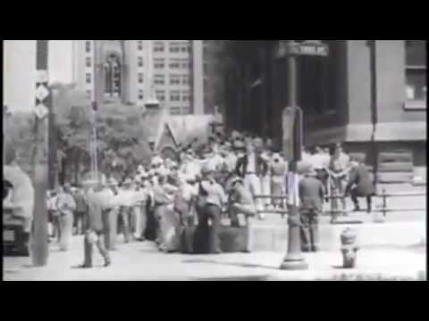Birmingham, Alabama industrial city beautiful film from the 1930s