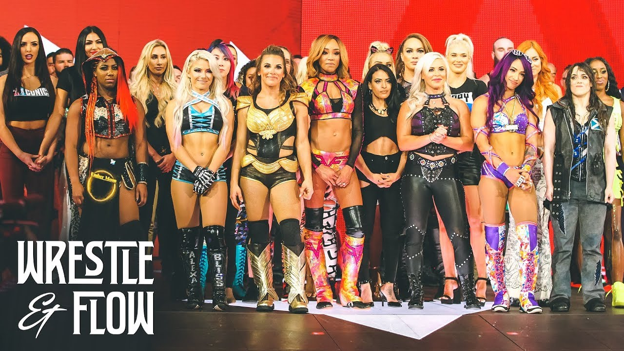 Wrestle and Flow - Ep  12 - WWE Evolution
