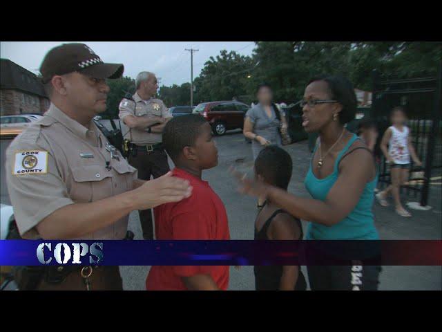 Casting Stones, Web Extra, COPS TV SHOW