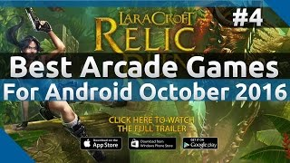 Best Arcade Games For Android October 2016 - #4