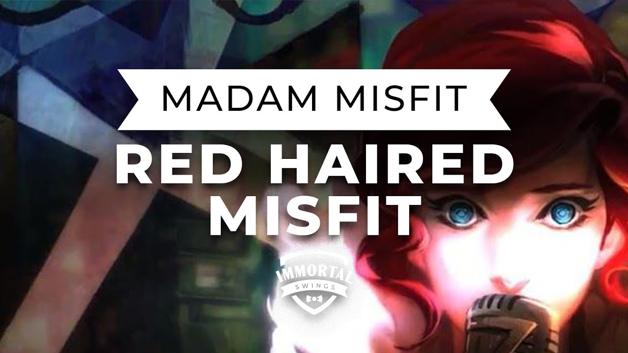 Madam Misfit ft. Professor Elemental - Red Haired Misfit (Electro Swing)