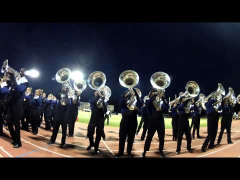West Chester University Marching Band Tuba Section