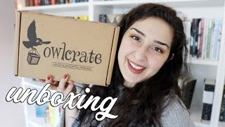 OwlCrate Unboxing | Sailors, Ships, & Seas