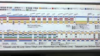 湘南 新宿 ライン 停車 駅