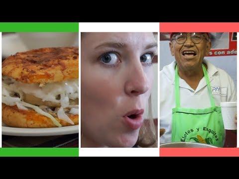 Mexico City's Food vs Queretaro's Food