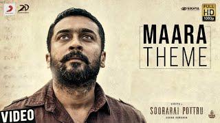 Maara Theme FAN MADE Video Song | Soorarai Pottru| Suriya | Sudha Kongara | Gv Prakash|