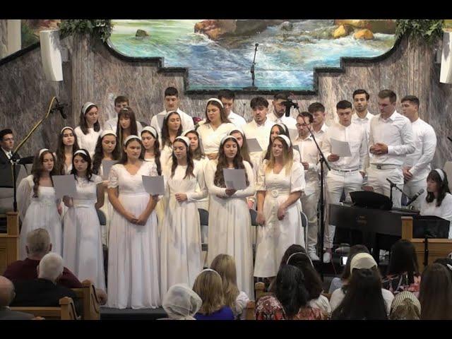 Alleluia Church Baptism - July 25, 2021