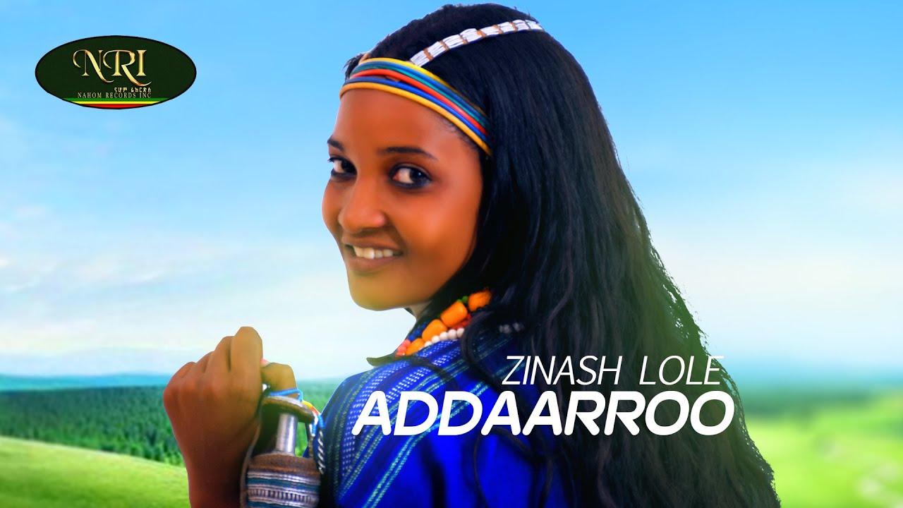 Download Zinash Lole - Addaarroo - New Ethiopian Oromo Music Video 2021 (Official Video)