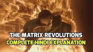 The Matrix Movie Hindi Explanation- Part 4 | Matrix फिल्म की असली कहानी आखिर है क्या?