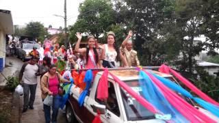 El Espinal 2015 Primer Paseo de Carnaval