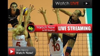 Japan v USA | Volleyball | World Cup Women | (Live)