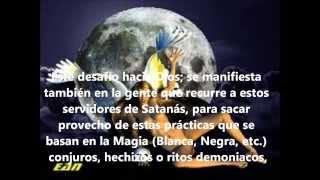 como vencer a satanas hechiceros brujos maldiciones y obras de maligno