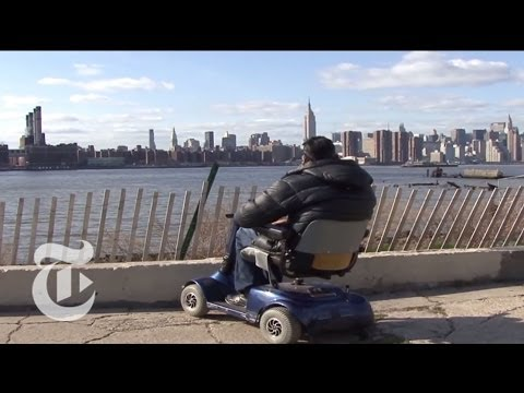 The Long Wait: A Disabled Filmmaker's Unique Experiment in NYC  OpDocs  The New York Times