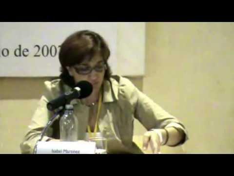 Isabel Martínez, la igualdad en la agenda de comunicación en España