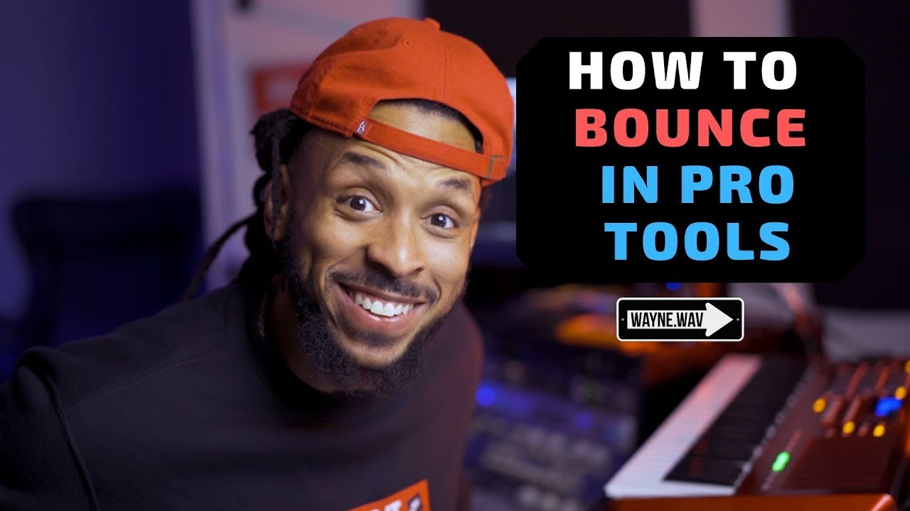 Download How to Bounce In Pro Tools | Home Recording Basics