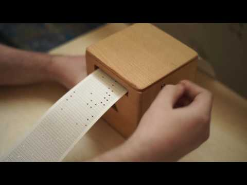 DIY Music Box -Elfen Lied - lilium