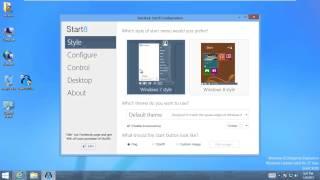 Windows 8 Start Button - Here