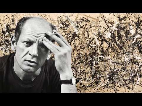 Une vie, une œuvre : Jackson Pollock (1912-1956) : dessus, dessous