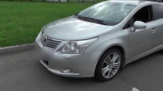 Выбираем б\у авто Toyota Avensis 3 (бюджет 600-700тр)