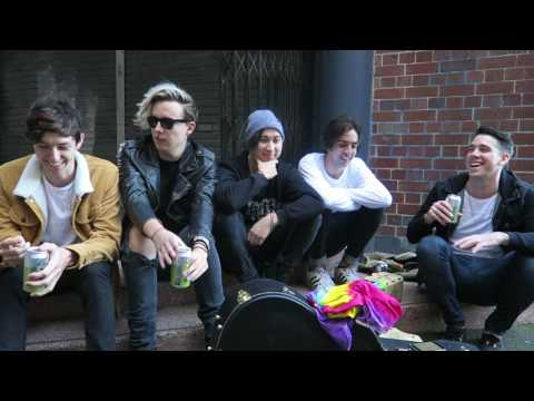 Beers With The Band interviews With Confidence