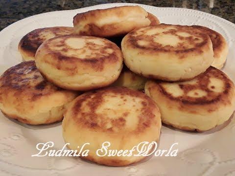 Сырники по бабушкиному рецепту самые лучшие в мире.