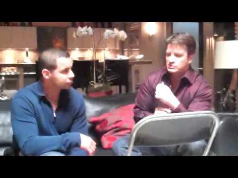 CASTLE's Nathan Fillion, Jon Huertas and Seamus Dever Talk Season 3 Romances