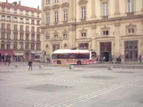 Trolleybus TCL (Lyon)