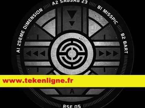 RSF 05 - 25eme Dimension + Sagsag 23 + Misspic + Bart