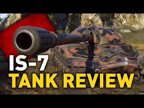 World of Tanks || IS-7 - Tank Review